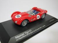 Maserati Tipo 61  MINICHAMPS  400601298  4012138061286  1/43 1