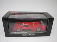 Toyota GT One Street 1999  MINICHAMPS  433991603  4012138064584  1/43 3