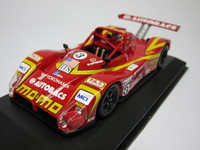 Ferrari 333 SP Le Mans 1997 Moretti Racing  MINICHAMPS  430977693  4012138024212  1/43 1