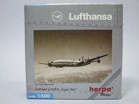 Lockheed L1649A Super Star  herpa  513050  4013150513869  1/500 3