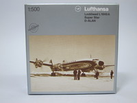 Lockheed L1649A Super Star  herpa  513050  4013150513869  1/500 6