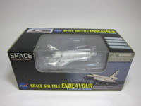 SPACE SHUTTLE ENDEVOUR  DRAGON  56186  089195561862  1/400 3