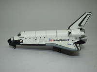 SPACE SHUTTLE ENDEVOUR  DRAGON  56186  089195561862  1/400 1
