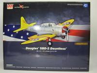 Douglas SBD-2 Dauntless  HOBBY MASTER  HA0201  4523231520100  1/32 6