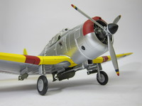 Douglas SBD-2 Dauntless  HOBBY MASTER  HA0201  4523231520100  1/32 3