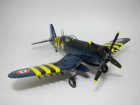 F4U Corsair Aeronaval 15 Flottille  C.D.C.S.r.l.  98028  8014094980287  1/48 1