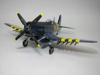 F4U Corsair Aeronaval 15 Flottille  C.D.C.S.r.l.  98028  8014094980287  1/48 4