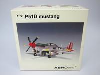 P51D mustang  AEROart  37201  674110372014  1/72 3