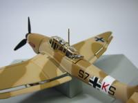 JU 87 Stuka Dora  C.D.C.S.r.I  5487  8014094054872  1/100 2