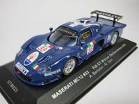 Maserati MC12 #33 FIA GT Winner  ixo  GTM023  4895102306749  1/43 1