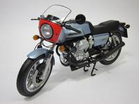MOTO GUZZI 850 MKI Le Mans  MINICHAMPS  122165301  4012138079540  1/12 1