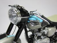 Triumph Bonneville 650 T120 1959  MINICHAMPS  122133001  4012138052550  1/12 2