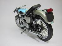 Triumph Bonneville 650 T120 1959  MINICHAMPS  122133001  4012138052550  1/12 5