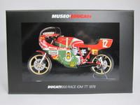 DUCATI 900 RACE IOM TT 1978  MINICHAMPS  122781212  4012138052635  1/12 6