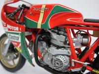 DUCATI 900 RACE IOM TT 1978  MINICHAMPS  122781212  4012138052635  1/12 4