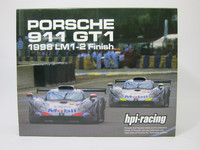 Porsche 911 GT1 1998  LM1-2 Finish  #25 & #26  hpi-racing  8051  4944258080512  1/43 1