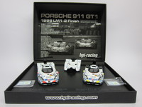 Porsche 911 GT1 1998  LM1-2 Finish  #25 & #26  hpi-racing  8051  4944258080512  1/43 2