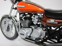 Kawasaki Z1 900 Candy brown 1972  MINICHAMPS  122164100  4012138042766  1/12 5