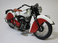 Indian Sport Scout 1940  MINICHAMPS  122140800  4012138085053  1/12 2