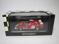 Alfa Romeo 33 TT 12 Team WKRT   MINICHAMPS  400751202  4012138076600  1/43 3