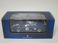 Maserati MC12 #34 GT lmola 2004  ixo  GTM021  4895102307340  1/43 3