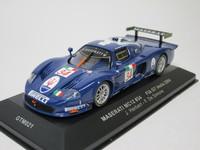 Maserati MC12 #34 GT lmola 2004  ixo  GTM021  4895102307340  1/43 1