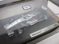 McLaren MP4-16  MATTEL  50209  074299502095  1/43 2