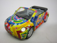 Austin Powers BEETLE CONVERTIBLE  MATCH BOX 1