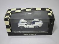 Maserati Tipo 61 ADAC 1000km 1960  MINICHAMPS  400601205  4012138061279  1/43 3