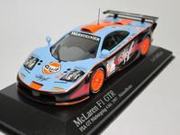 McLaren F1 GTR FIA GT97  MINICHAMPS  530174302  4012138049284  1/43 1