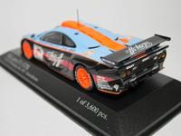 McLaren F1 GTR FIA GT97  MINICHAMPS  530174302  4012138049284  1/43 2