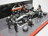 McLaren MERCEDES MP4-14  MINICHAMPS  343100045  4012138044852  1/43 1