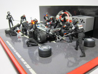 McLaren MERCEDES MP4-14  MINICHAMPS  343100045  4012138044852  1/43 2