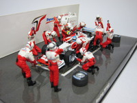 Panasonic Toyota Racing TF102 M.Salo  MINICHAMPS  343100066  4012138045248  1/43 1
