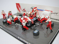 Panasonic Toyota Racing TF102 M.Salo  MINICHAMPS  343100066  4012138045248  1/43 2