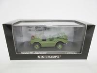Porsche 597 Jagdwagen 1954  MINICHAMPS  400065300  4012138070837  1/43 3