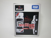 TOMICA LIMITED 10th ANNIVERSARY NISSAN SKYLINE RS TURBO 2 MODELS   TAKARA TOMY  4904810428947 1