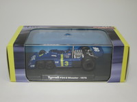 Tyrrell Ford P34 6Wheeler 1976  ATLAS  3128004  1/43 3
