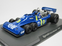Tyrrell Ford P34 6Wheeler 1976  ATLAS  3128004  1/43 1
