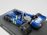 Tyrrell Ford P34 6Wheeler 1976  ATLAS  3128004  1/43 2