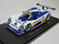 CALSONIC NISSAN R88C Le Mans 1988  EBBRO  680  4526175436803  1/43 1