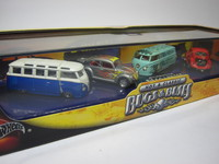 HOT&CLASSIC BUGS&BUSES   MATTEL  29218  074299292187 3