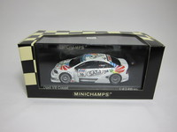 Opel V8 Coupe DTM 2001 Opel Euroteam  MINICHAMPS  400014116  4012138039650  1/43 3