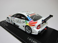 Opel V8 Coupe DTM 2001 Opel Euroteam  MINICHAMPS  400014116  4012138039650  1/43 2