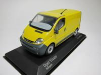 Opel Vivaro Delivery van  MINICHAMPS  430040560  4012138039100  1/43 1
