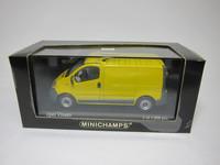 Opel Vivaro Delivery van  MINICHAMPS  430040560  4012138039100  1/43 3