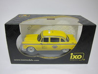 CHECKER NEW YORK YELLOW CAB  ixo  CLC020  4895102301560  1/43 3