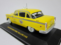 CHECKER NEW YORK YELLOW CAB  ixo  CLC020  4895102301560  1/43 2