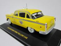 CHECKER NEW YORK YELLOW CAB  ixo  CLC020  4895102301560  1/43 2