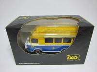Renault Goeletta Taxi Dakar 1975  ixo  CLC081  4895102309092  1/43 3